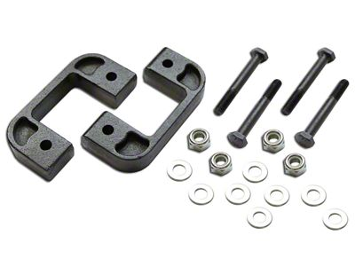 SkyJacker 2 in. Front Strut Spacer Leveling Kit (07-18 2WD/4WD Sierra 1500, Excluding 14-18 Denali)