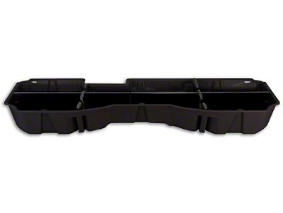 Underseat Storage - Brown (14-18 Sierra 1500 Crew Cab)