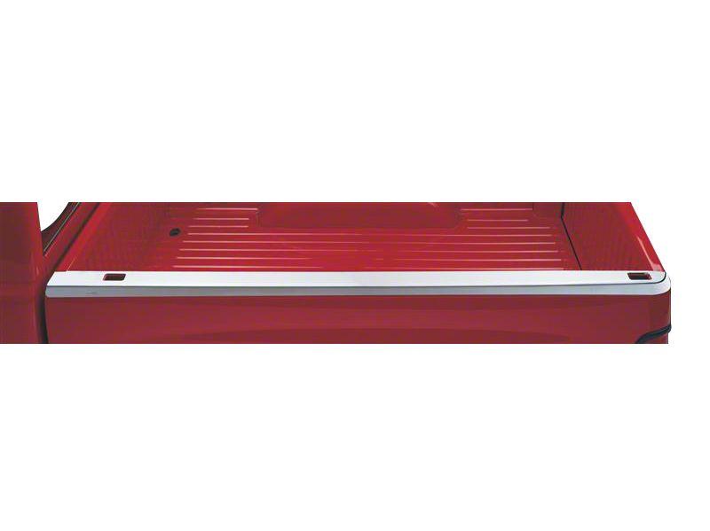 Putco Bed Rail Skin w/ Pocket Holes - Stainless (07-13 Sierra 1500 w/ Long Box)