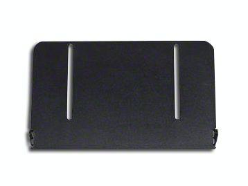 Putco License Plate Frame for 10 in. Luminux LED Light Bar (07-18 Sierra 1500)