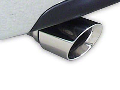 Corsa 3 in. Sport Dual Exhaust System w/ Polished Tips - Rear Exit (07-13 4.8L Sierra 1500)