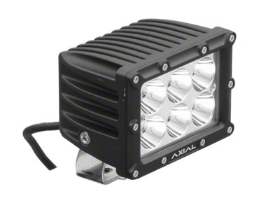 Axial 4 in. 6-LED Rectangular Light