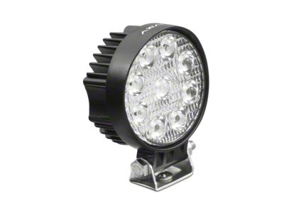 Axial 3.5 in. 9-LED Round Light - Spot Beam