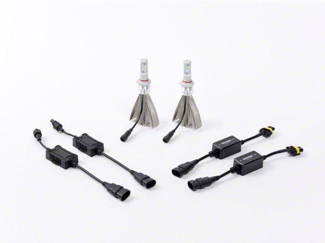 Putco Silver-Lux LED High Beam Bulbs - H11 (07-13 Sierra 1500)