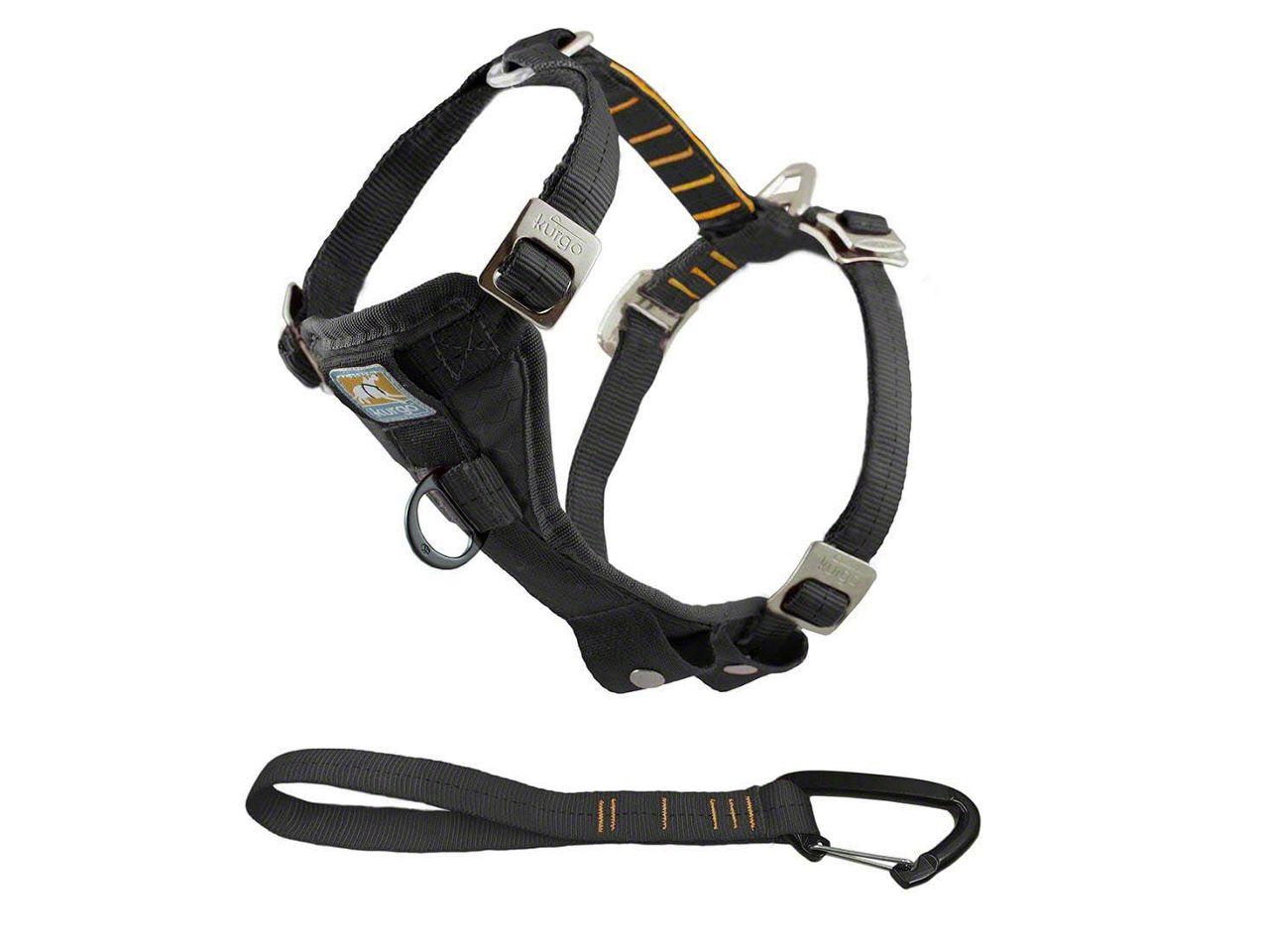 Kurgo Enhanced Strength TruFit Dog Car Harness (07-18 Sierra 1500)