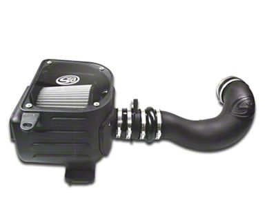 S&B Cold Air Intake w/ Dry Extendable Filter (07-08 5.3L Sierra 1500)