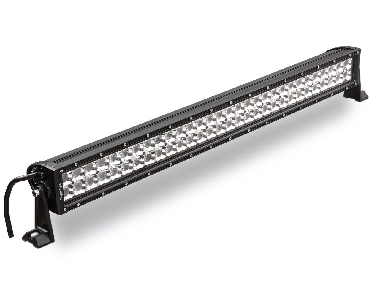 Alteon 31 in. 11 Series LED Light Bar - 30 & 60 Degree Flood Beam