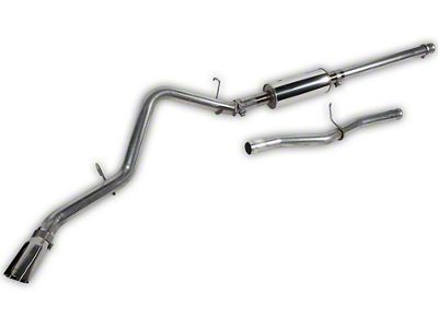 SLP 3 in. Single Exhaust System - Side Exit (14-18 6.2L Sierra 1500)