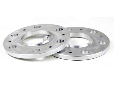 ReadyLIFT 0.5 in. Billet Aluminum Hubcentric Spacers (07-18 Sierra 1500)