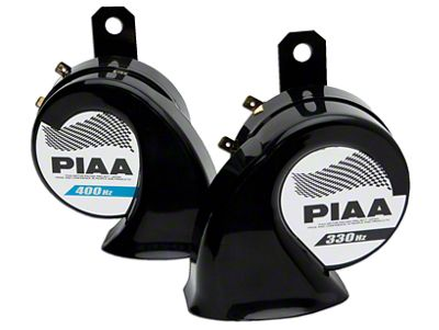 PIAA Automotive Superior Bass Horn - 330/400Hz (07-18 Sierra 1500)