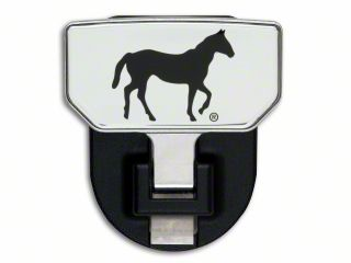 Carr HD Hitch Step w/ Horse Logo (07-18 Sierra 1500)