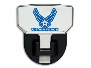 Carr HD Hitch Step w/ U.S. Air Force Logo (07-18 Sierra 1500)