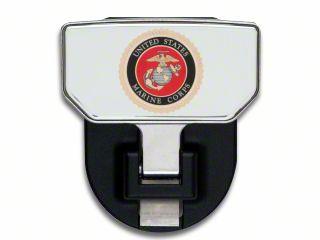 Carr HD Hitch Step w/ U.S. Marines Logo (07-18 Sierra 1500)