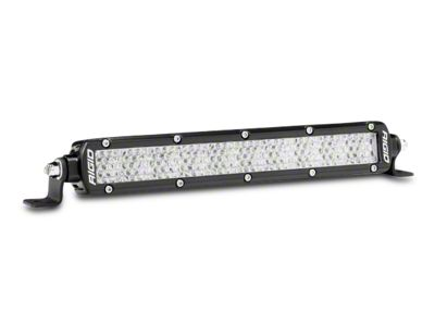 Rigid Industries 10 in. SR-Series LED Light Bar - 60 Deg. Diffused Beam