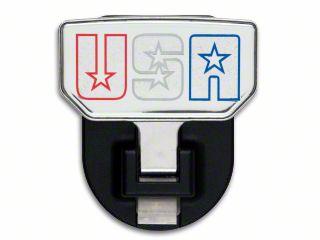 Carr HD Hitch Step w/ USA Logo (07-18 Sierra 1500)