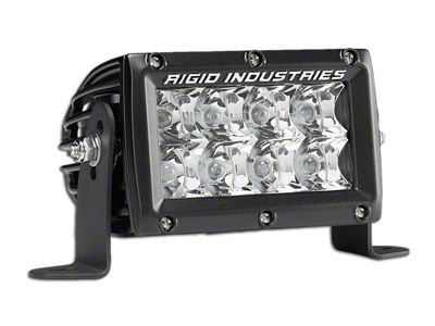 Rigid Industries 4 in. E-Mark E-Series LED Light Bar - Spot Beam