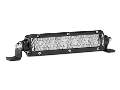 Rigid Industries 6 in. SR-Series LED Light Bar - 60 Deg. Diffused Beam