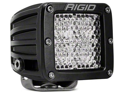Rigid Industries D-Series LED Cube Light - 60 Deg. Diffused Beam