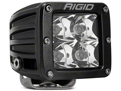 Rigid Industries D-Series LED Cube Light - Spot Beam
