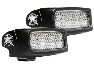 Rigid Industries SR-Q Series Backup Light Kit - 60 Degree Diffused (07-18 Sierra 1500)