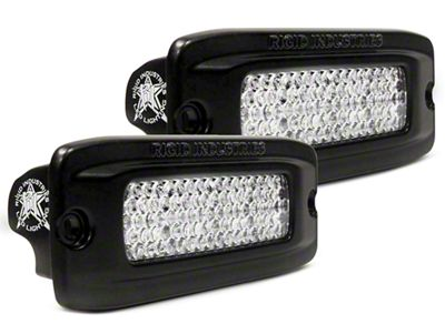 Rigid Industries SR-Q Series Flush Mount Backup Light Kit (07-18 Sierra 1500)