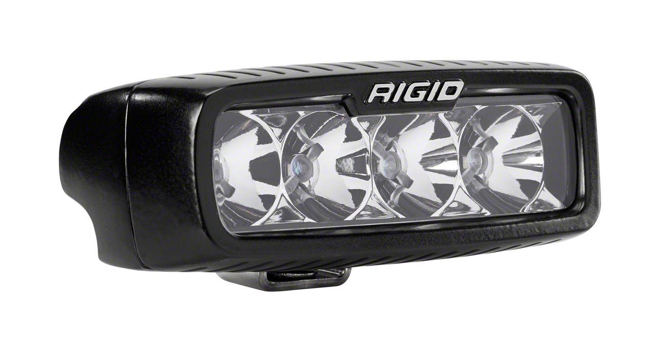Rigid Industries SR-Q Series LED Light Bar - Flood Beam