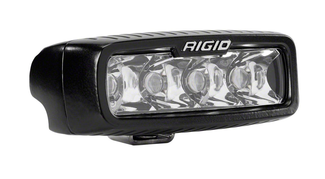 Rigid Industries SR-Q Series LED Light Bar - Spot Beam
