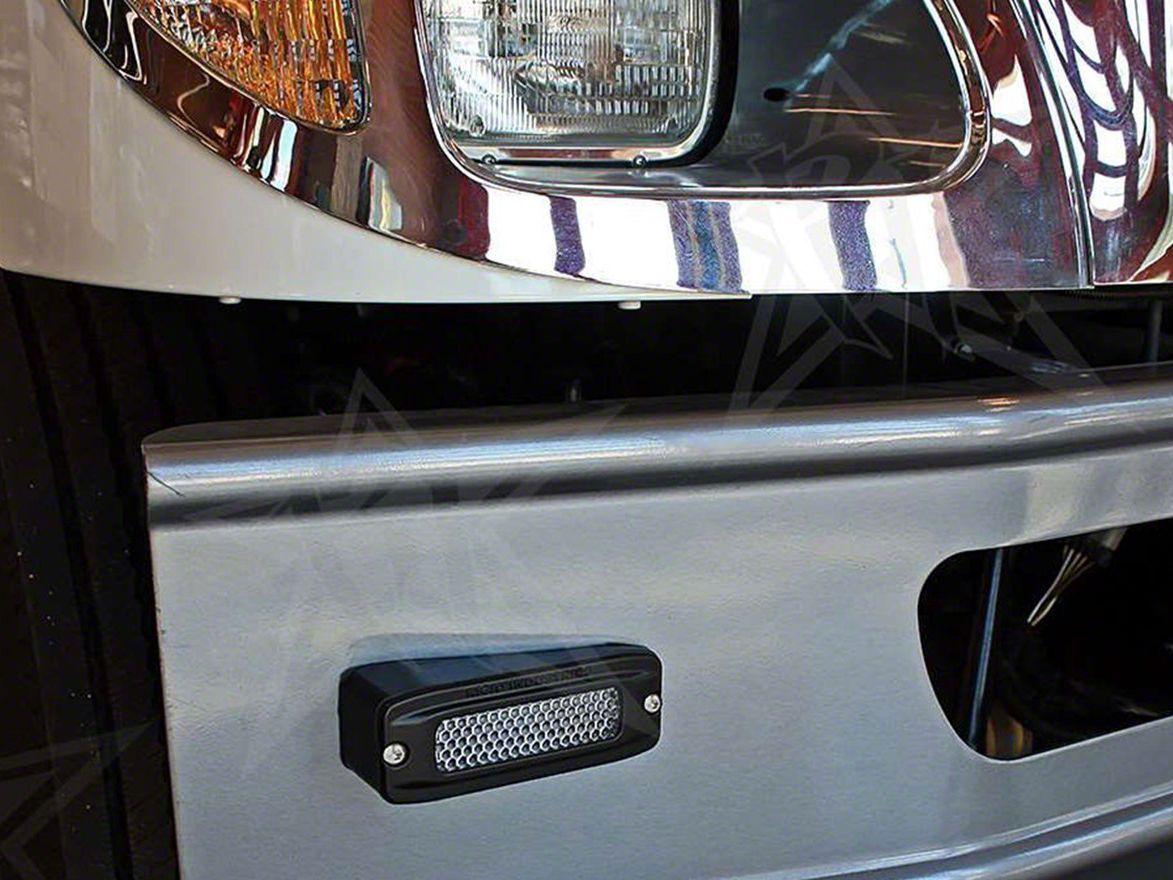 Rigid Industries SR-Q Series LED Light Bar Angled Flush Mount - Left/Right