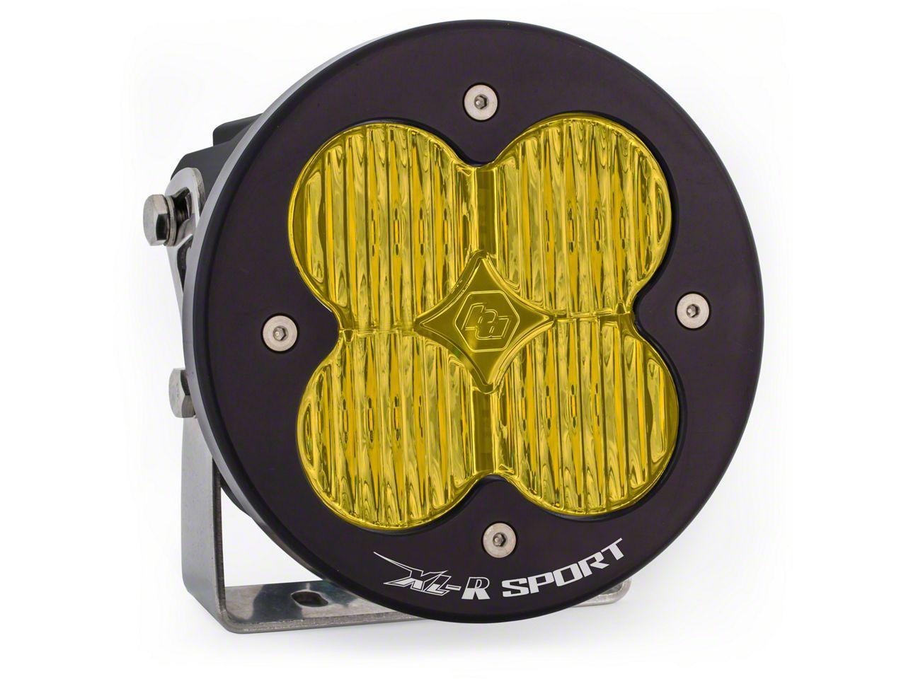 Baja Designs XL-R Sport Amber LED Light - Wide Cornering Beam