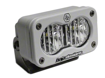 Baja Designs S2 Pro White LED Light - Wide Cornering Beam
