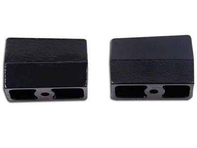 Zone Offroad 4 in. Tapered Lift Blocks (07-18 Sierra 1500)