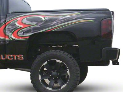 Zone Offroad 1.5 in. Body Lift (07-13 Sierra 1500)