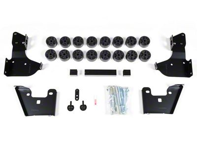 Zone Offroad 1.5 in. Body Lift (14-15 Sierra 1500, Excluding Denali)