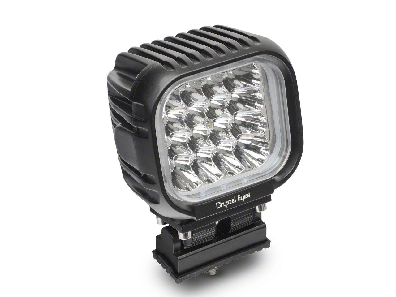 Alteon 5 in. Work LED Cube Light - 30 Degree Flood Beam