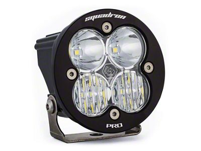 Baja Designs Squadron-R Pro LED Light - Driving/Combo Beam