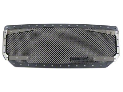 Royalty Core RC3DX Innovative Upper Replacement Grille - Black (16-18 Sierra 1500)