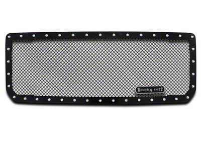 Royalty Core RC1 Classic Upper Replacement Grille - Black (07-13 Sierra 1500)