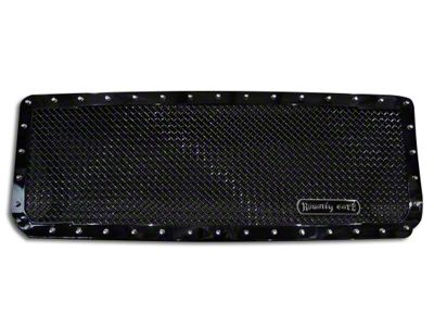 Royalty Core RC1 Classic Upper Replacement Grille - Black (14-15 Sierra 1500)