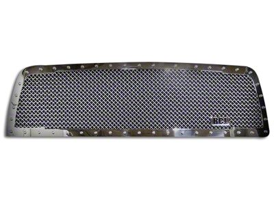Royalty Core RC1 Classic Upper Replacement Grille - Chrome (14-15 Sierra 1500)