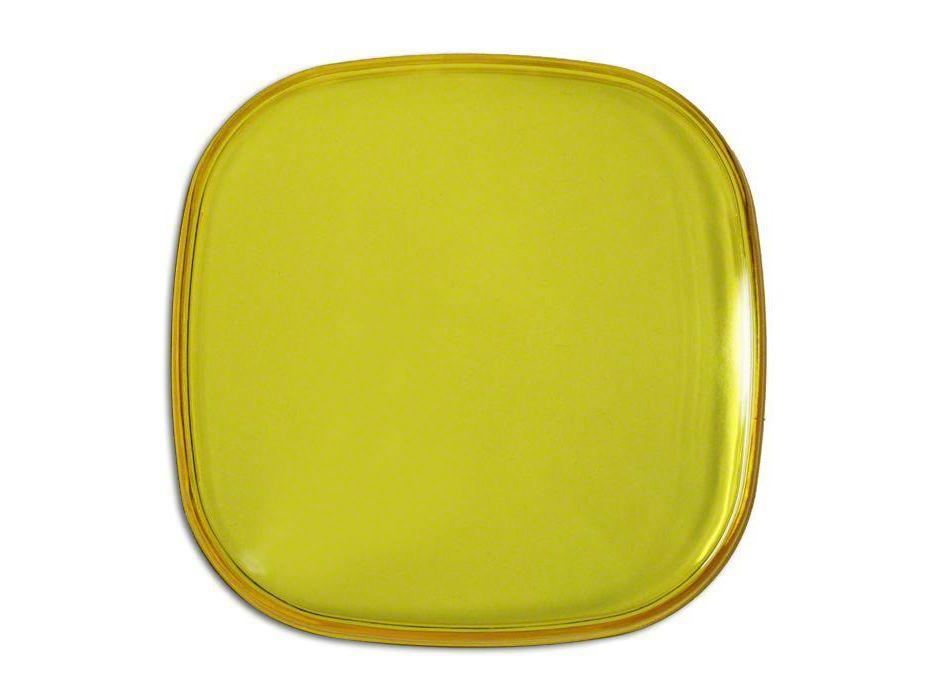 Baja Designs Squadron LED Light Cover - Amber