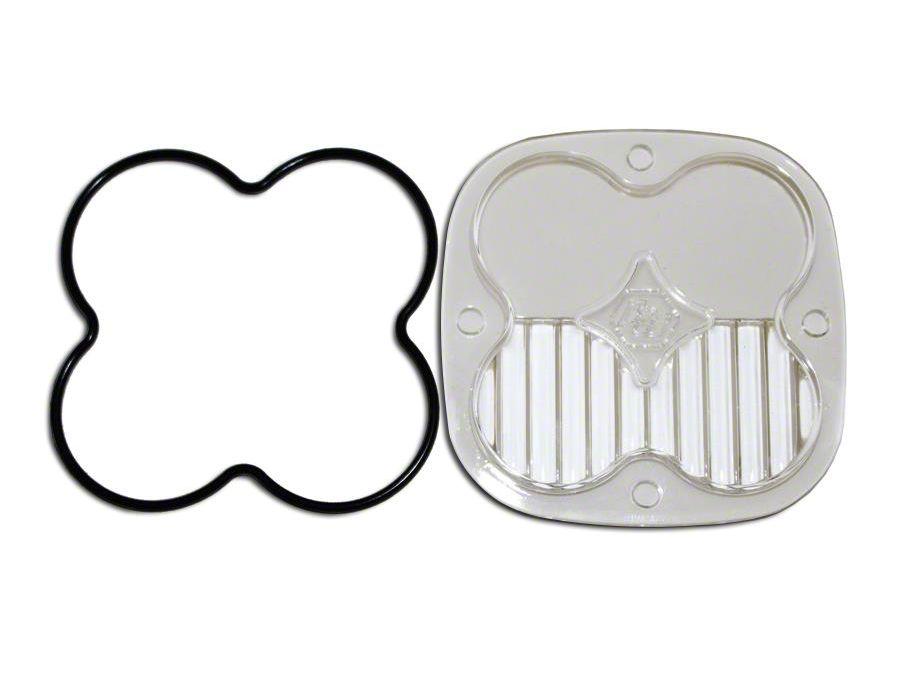 Baja Designs Squadron Series Lens Kit - Combo Beam (07-18 Sierra 1500)