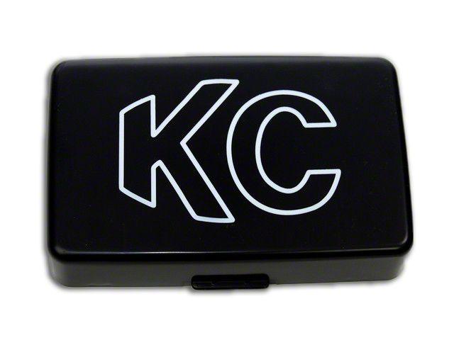 KC HiLiTES 5x7 in. 57 Series Cover - Black (07-18 Sierra 1500)
