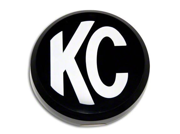 KC HiLiTES 6 in. Daylighter/Slimlite Cover - Black (07-18 Sierra 1500)