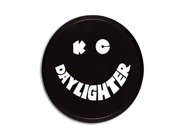 KC HiLiTES 6 in. Daylighter/Slimlite Cover - Black (07-19 Sierra 1500)