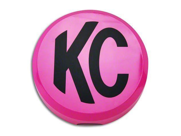 KC HiLiTES 6 in. Daylighter/Slimlite Cover - Pink (07-19 Sierra 1500)