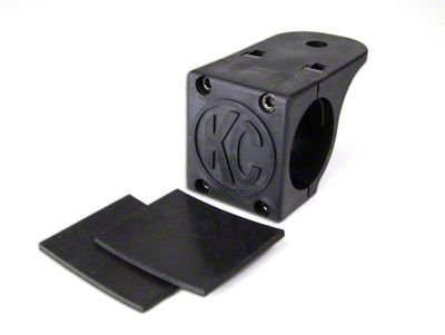 KC HiLiTES Light Mounting Clamp for 1.75-2 in. Tube (07-18 Sierra 1500)