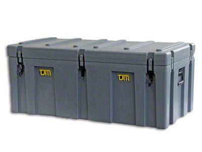 TJM Spacecase Storage Container - 43.25x21.5x17.5 in. (07-18 Sierra 1500)
