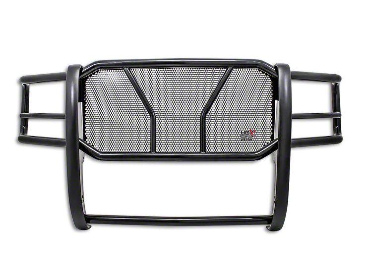 Westin HDX Grille Guard - Black (14-15 Sierra 1500)