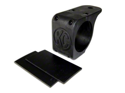 KC HiLiTES Light Mounting Clamp for 2.25-2.5 in. Tube (07-18 Sierra 1500)
