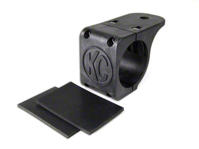 KC HiLiTES Light Mounting Clamp for 2.75-3 in. Tube (07-18 Sierra 1500)
